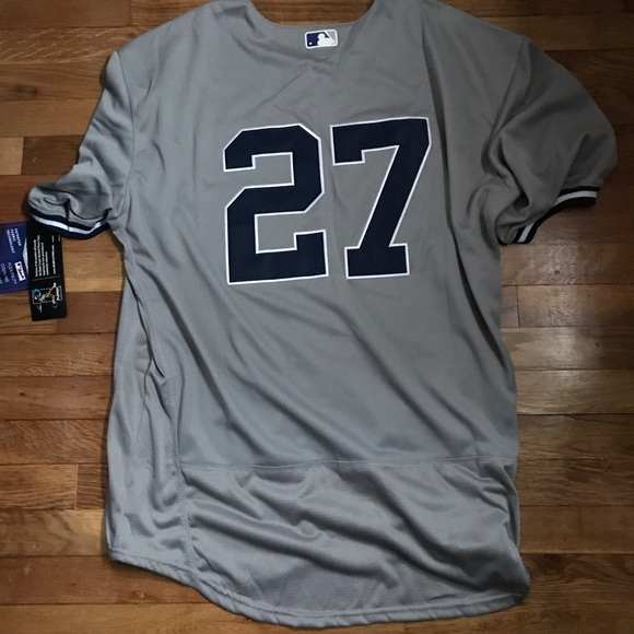 hot sales ac90d 74d73 Giancarlo Stanton NY Yankees Away Jersey NWT NWT